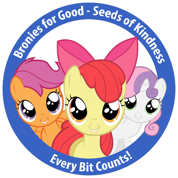 Seeds of Kindness: Every Bit Counts by nowego