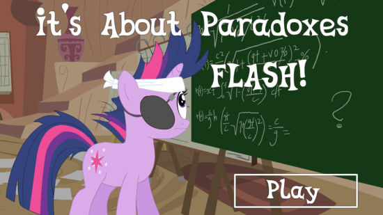 It's About Paradoxes by MrPoniator