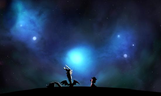 Nebulagazing by Perrydotto