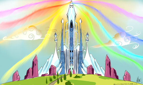 Welcome to the Crystal Empireby *BlindCoyote