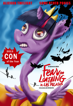 Fear and Loathing in Las Pegasus by SouthParkTaoist