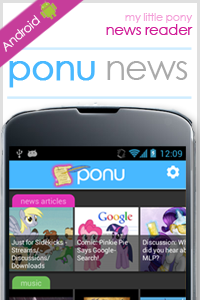 Ponu News Android App Ad