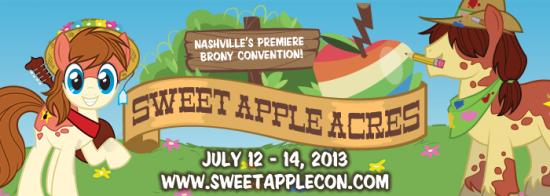 Sweet Apple Acres Con