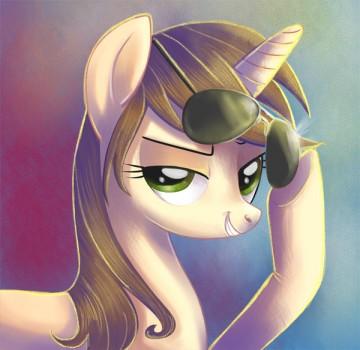 Pony avatar by Adlynh