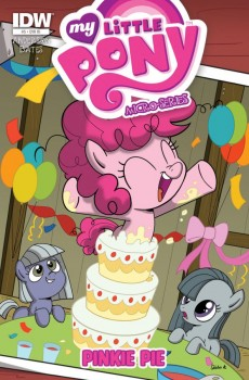 My Little Pony: Micro-Series Issue #5 Cover