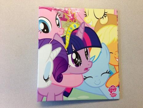 My Little Pony TCG Enterplay Binder Series 2