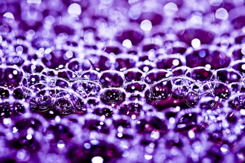 Purple Bubbles by jvrichardson