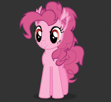 Pinkie Bat V1 by Jakeneutron