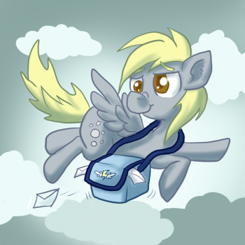 Mailbag for Derpy Hooves by ShapeshifterSoarin
