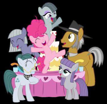 Pie Family Portrait by masemj