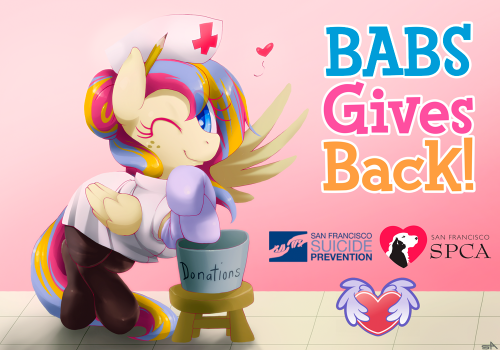 BABS Gives Back