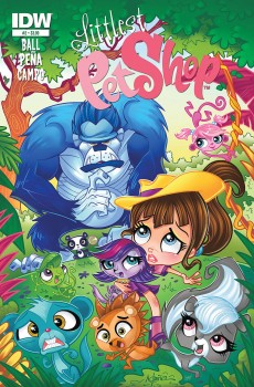 LPS issue #2 by Nico Peña