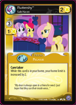 Picture Provided by MLP CCG Dev Team