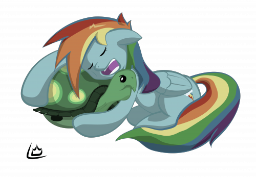 Dash and Tank Rest ~ Final by LiraCrown