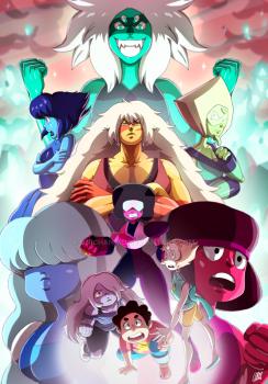 Steven Universe by oNichaN-xD