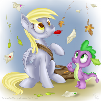 Autumn by SwanLullaby